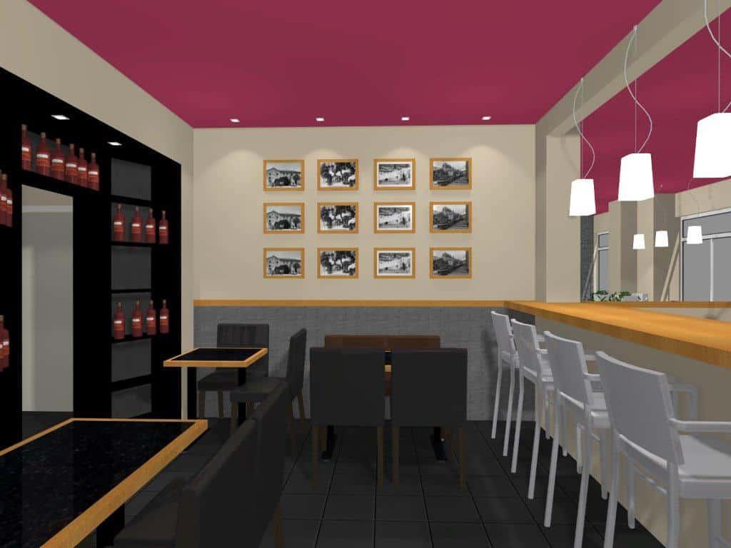 photo decoration int rieure restaurant id e inspirante pour la conception de la. Black Bedroom Furniture Sets. Home Design Ideas
