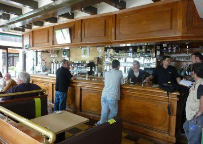 Décoration d'intérieur & agencement bar PMU Le Véga à Cabourg (Calvados) - Avant travaux