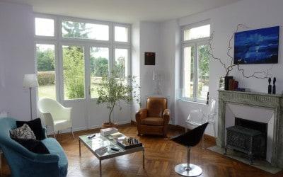 Aménagement maison historique classée dans le Bessin