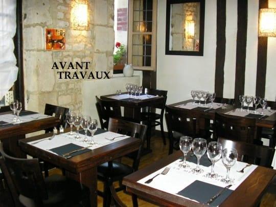 Décoration d\'intérieur restaurant Aurelzana Caen (14)