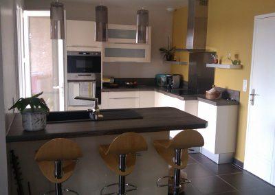 Décoration intérieure, cuisine