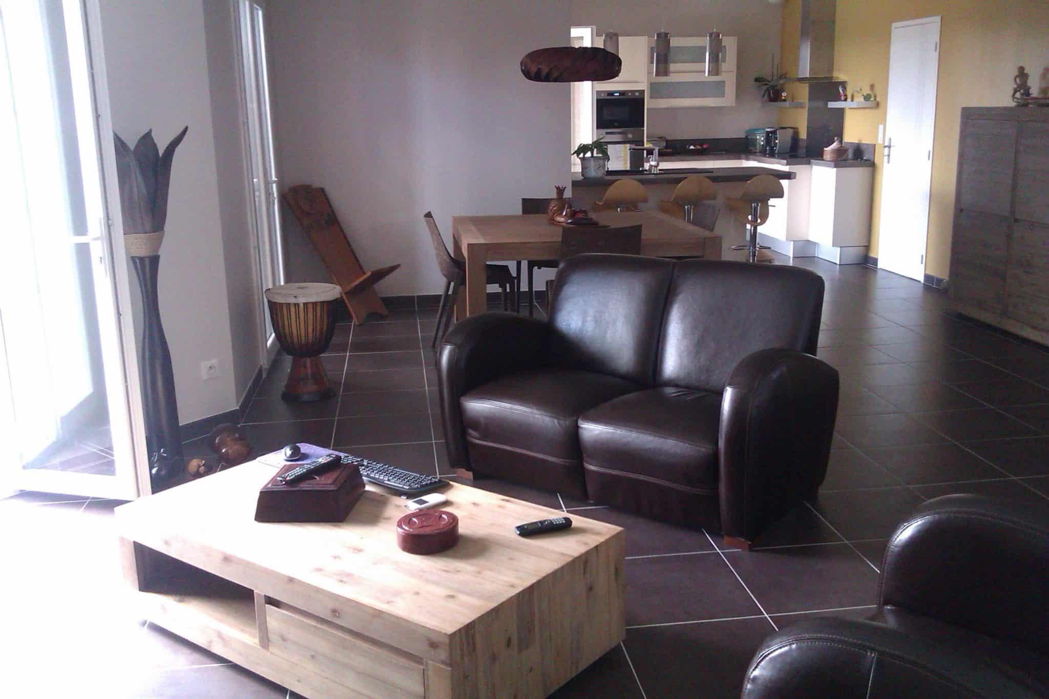 Décoration intérieure, agencement salon