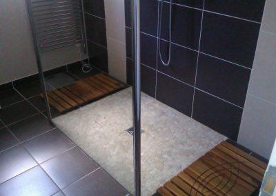 Décoration intérieure, salle de bain