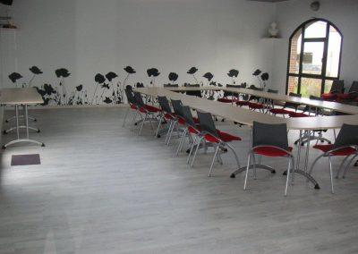 décoration mobilier salle de mariages - Marie d'Amfreville (Eure 27 en Normandie)