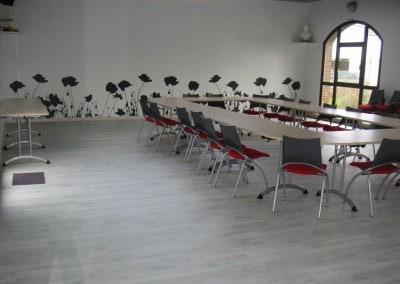 Décoration équipement mobilier salle mariages marie