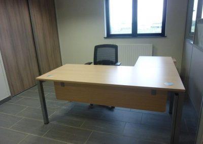 Agencement de bureau - mobilier de bureau (Orne en Normandie)