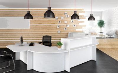 Aménagement & équipement de mobilier bureaux à Mortagne au Perche (Orne)