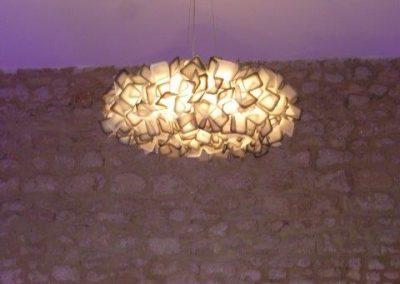 suspensions lumineuses restaurant à Cabourg (Calvados - 14 en Normandie