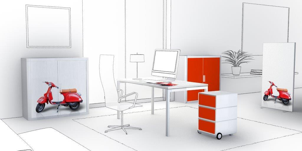 classement, rangement de bureau (Calvados) Easy Office Scene 02_20