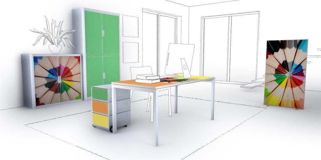 classement, rangement de bureau (Calvados) Easy Office Scene 03_19