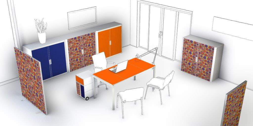 classement, rangement de bureau (Calvados) Easy Office Scene 04_16