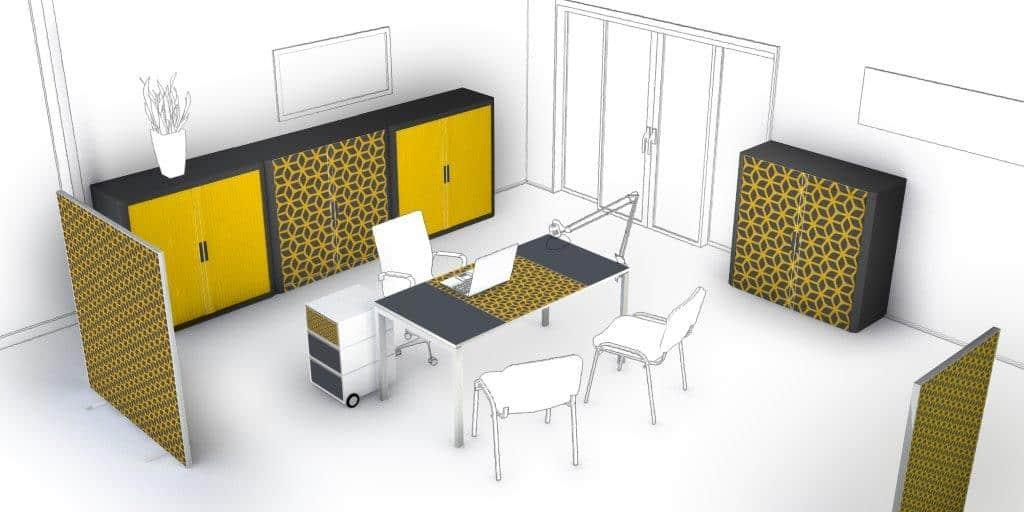 classement, rangement de bureau (Calvados) Easy Office Scene 04_14