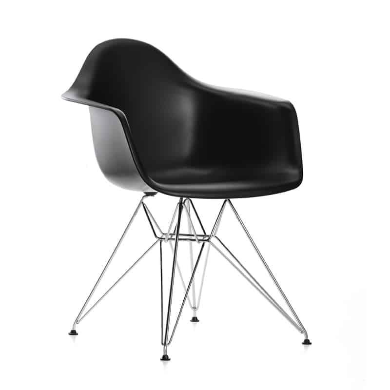 """Fauteuil design """"Dar Noir Eames """" Calvados-14 (Nornandie)"""
