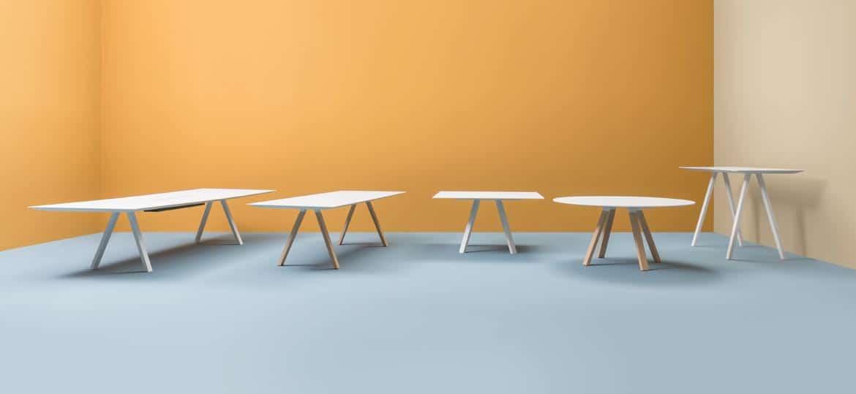 Mobilier salle de réunion - Caen (Calvados-14 en Normandie) ARKI TABLE 001
