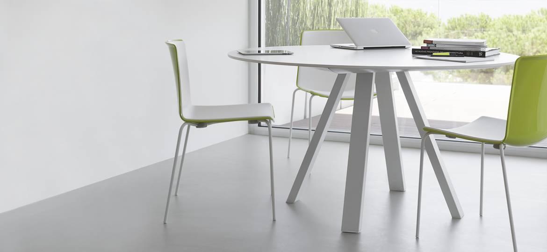 Mobilier salle de réunion - Caen (Calvados-14 en Normandie) TWEET ARKI TABLE