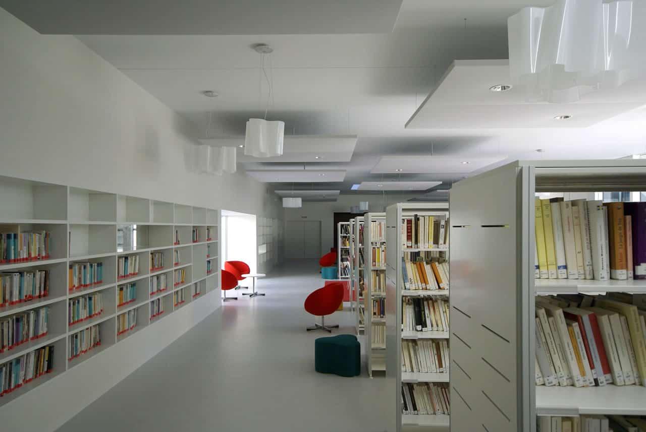 Panneaux acoustiques plafond suspendus bureau à Caen (Calvados -14) en Normandie - Infiniti Vilnius