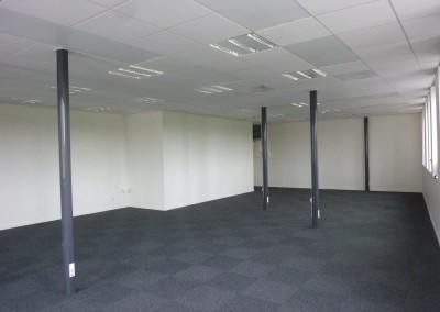 Aménagement et implantation d'un bureau à Caen (avant les travaux)