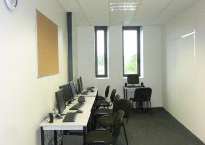 Aménagement et implantation d'un bureau à Caen (après les travaux)