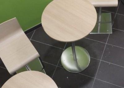 mobilier salle d'attente ou café pour bureau à Saint-Lô (50)
