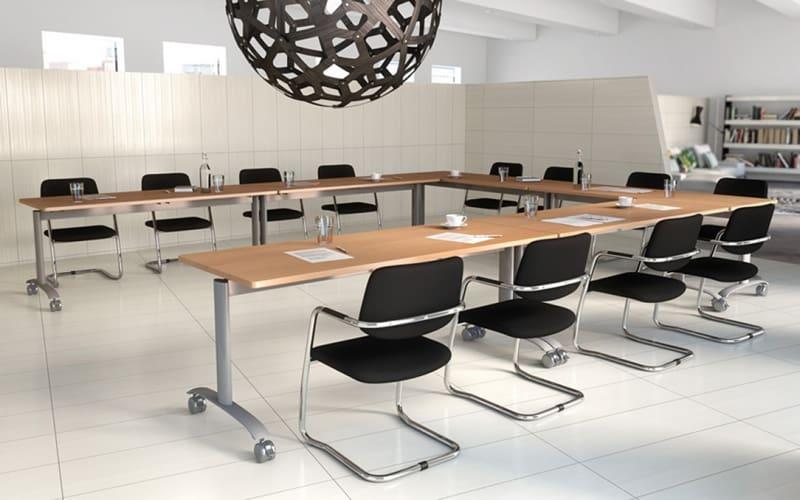 Mobilier de bureau b d coration agencement caen for Decoration salle de reunion