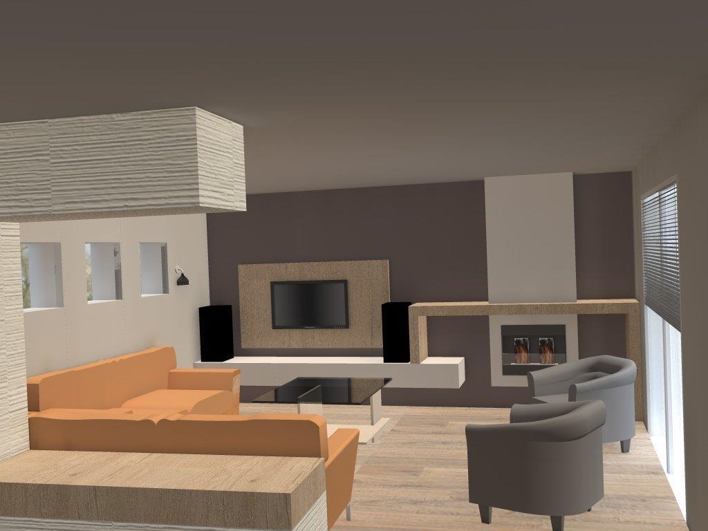Agencement et aménagement d'une résidence d'habitation (Caen - Calvados 14) en Normandie