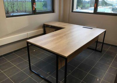 Aménagement et équipement en mobilier de bureau à Domfront (Orne - 61) en Normandie