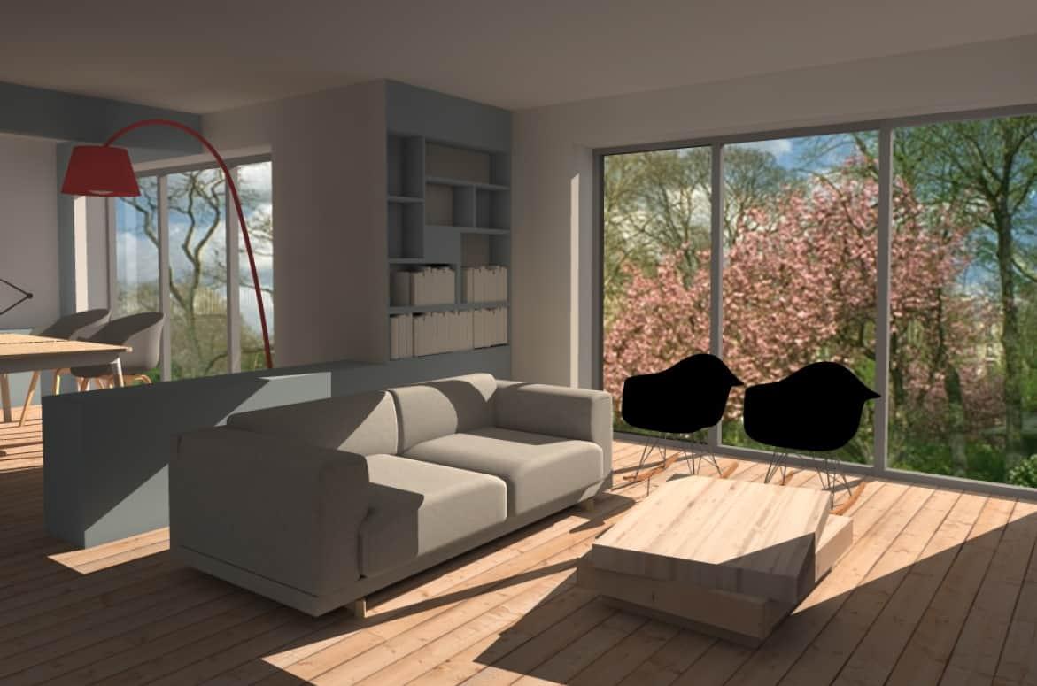 amnagement maison 3d vue 3d intrieur en vue arienne 3 dcoration de maison amenagement cuisine. Black Bedroom Furniture Sets. Home Design Ideas