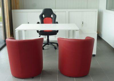 Agencement et mobilier de bureau à Alençon (Orne) en Normandie