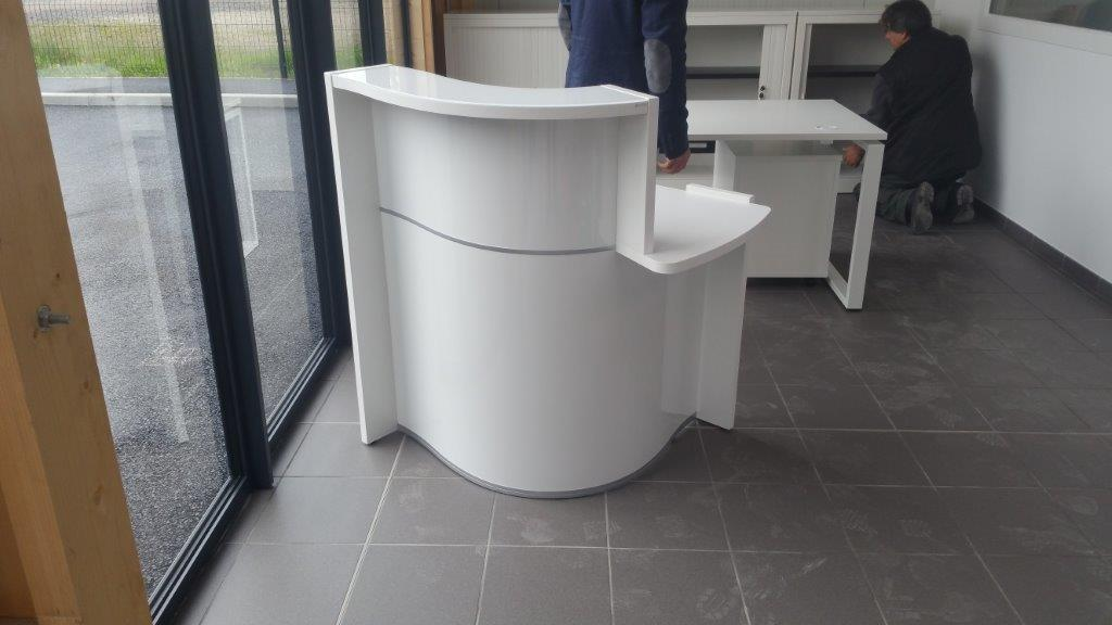 agencement mobilier de bureau alen on orne en normandie. Black Bedroom Furniture Sets. Home Design Ideas