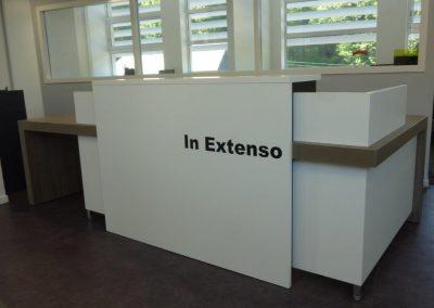 Comptoir ou banque d'accueil bureau à Cherbourg (Manche - 50) en Normandie
