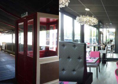 Avant et Après Veranda restaurant à Caen (Calvados -14) en Normandie