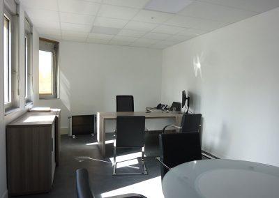 Aménagement de bureau d'un cabinet d'expertise comptable à Caen (Calvados-14) en Normandie