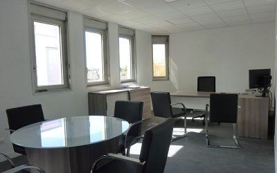 Aménagement tertiaire d'un cabinet d'expertise comptable à Caen (Calvados-14) en Normandie
