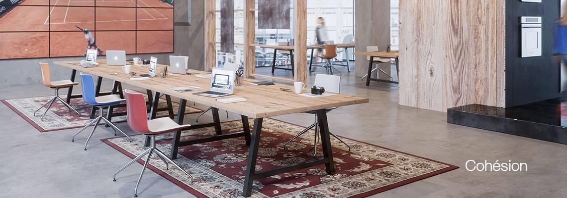 mobilier salle de réunion - mobilier de bureau - Caen (Calvados - 14) en Normandie