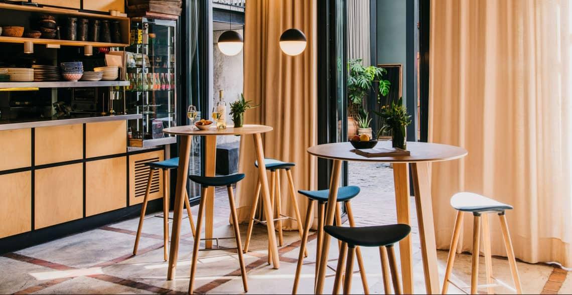 agencement mobilier restauration - restaurants, brasserie, bars, cafétérias (Calvados - 14, Normandie)
