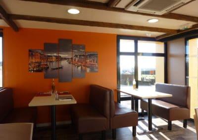 Mobilier restaurant, chaises, tables & banquettes - Manche (50) en Normandie