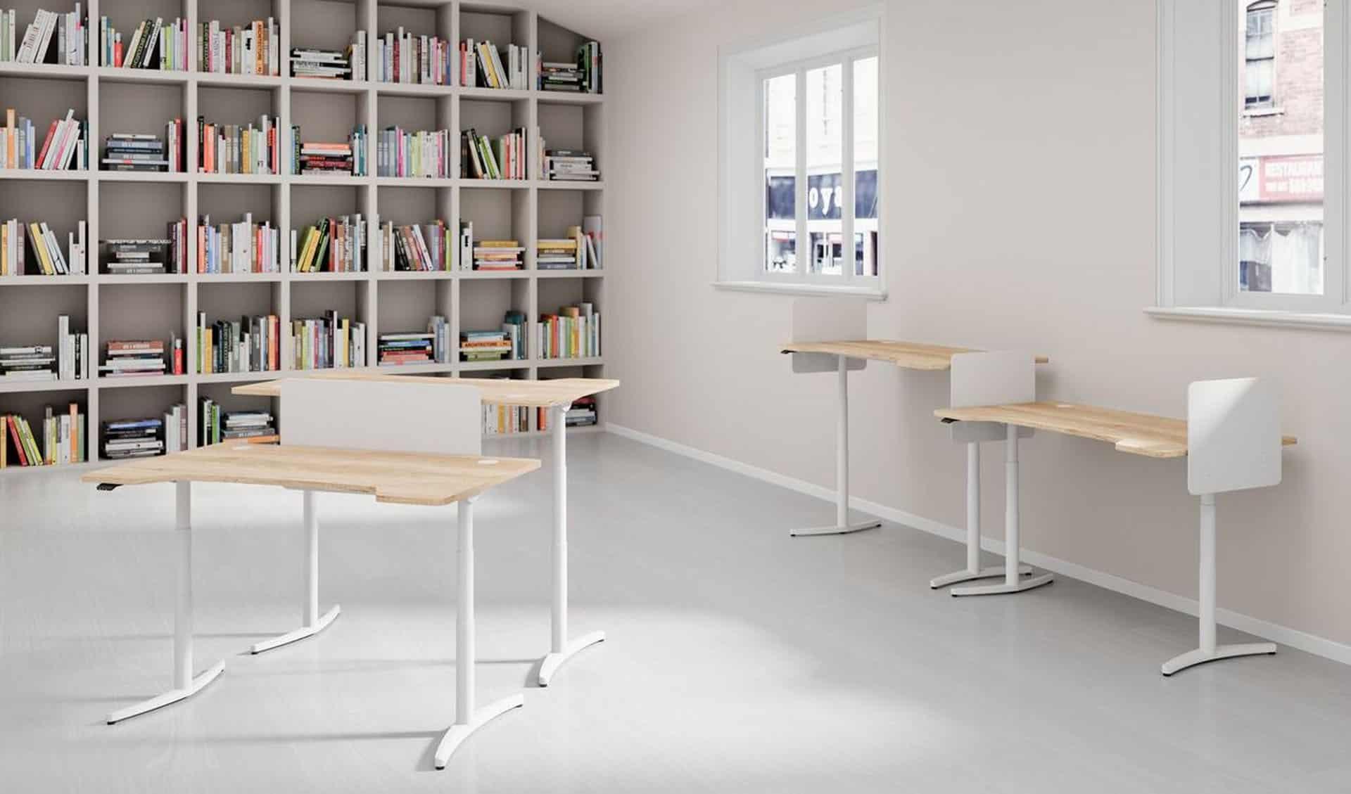 meuble de bureau individuel à Caen Bayeux en Normandie - Buronomic Envol