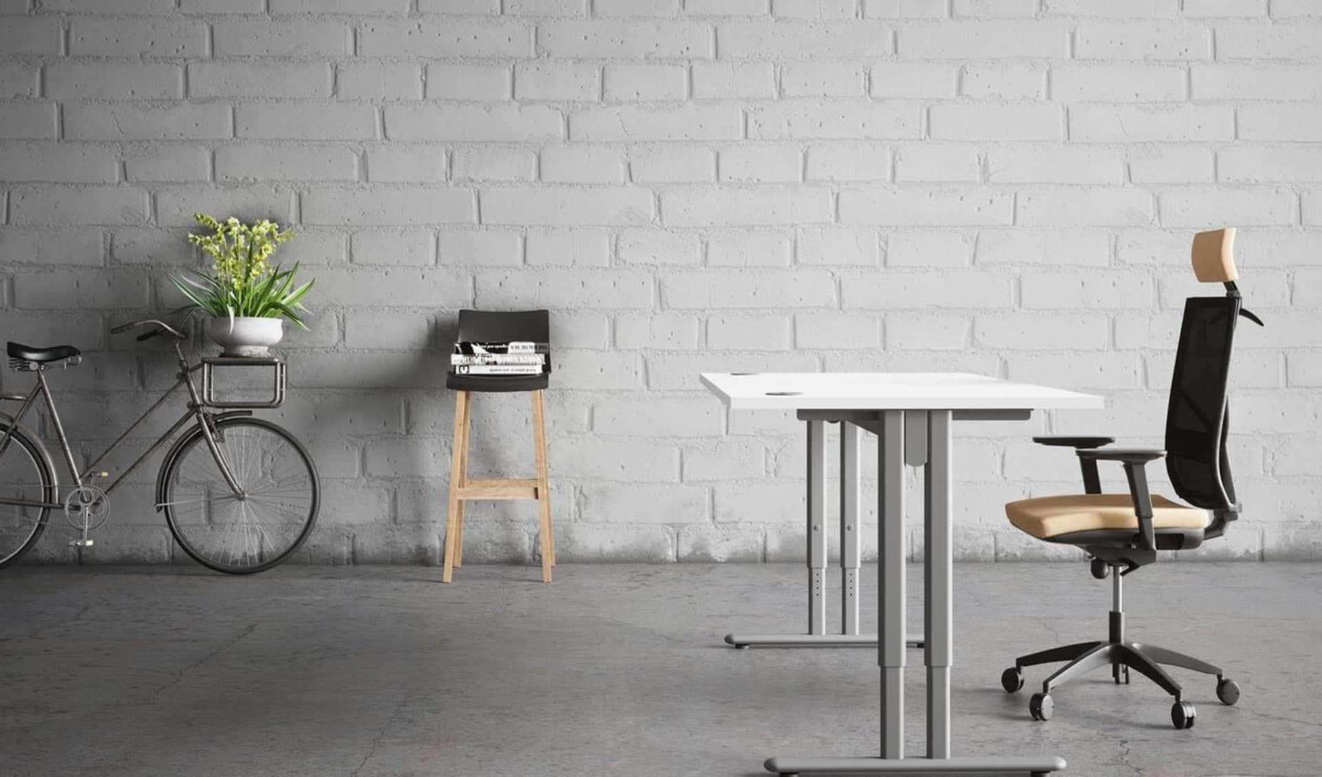 meuble de bureau individuel à Caen Bayeux en Normandie - Buronomic Essentiell
