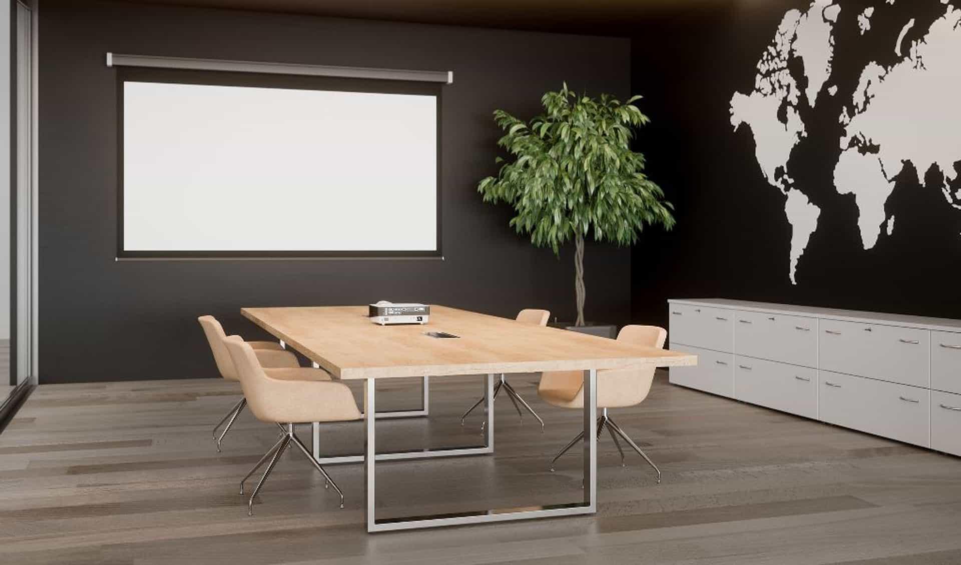 Mobilier de salle de réunion à Caen, Bayeux (Calvados -14) en Normandie - Buronomic Prestige