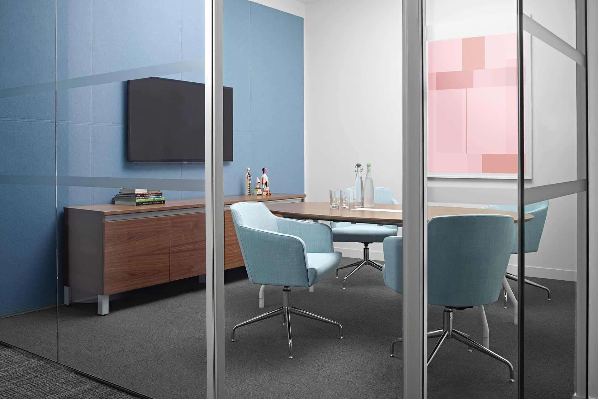 mobilier salle de réunion à Caen (Calvados -14) - Herman Miller