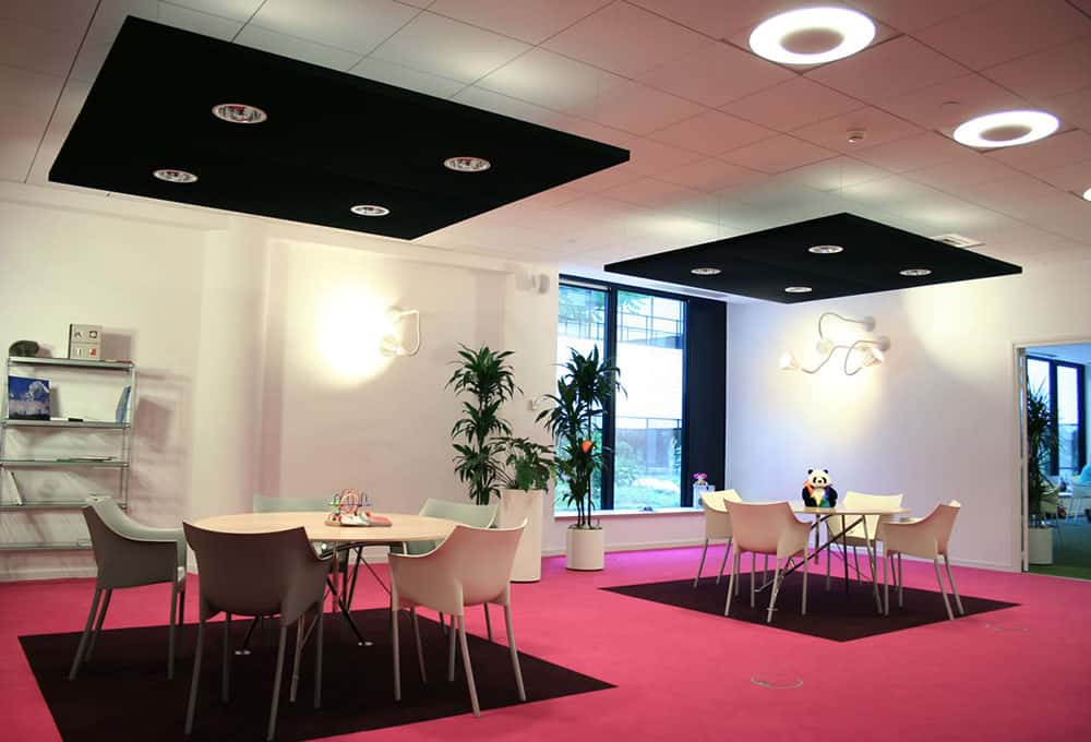 Mobilier de bureau - Panneaux acoustiques (Caen - Calvados - 14 en Normandie)