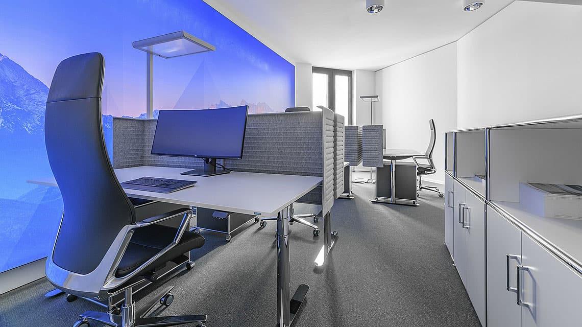 Sièges de bureau - Fauteuil salle de réunion M4 Meeting Sokoa (Caen - Calvados -14 Normandie)