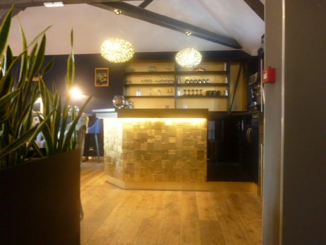 Agencement d'un restaurant à Cabourg (Calvados - 14 en Normandie)