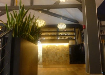 agencement restaurant à Cabourg