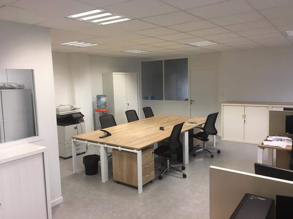 Cloisons modulaires & mobilier de bureau à Valence (Rhône-Alpes) - Samsolar