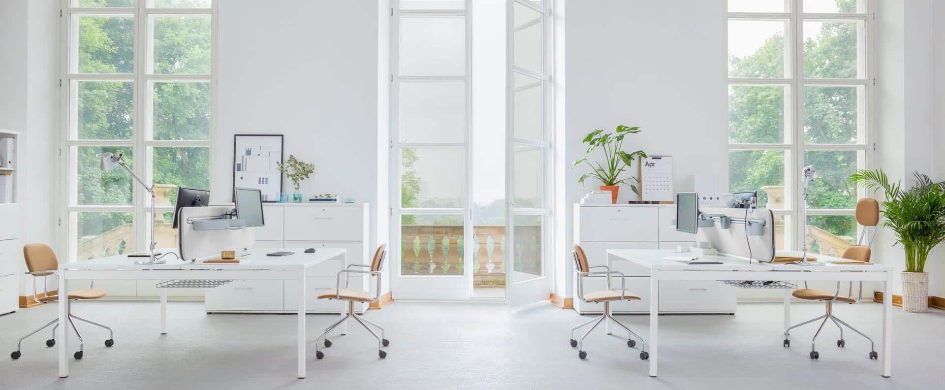 mobilier de bureau à Caen (Calvados -14) en Normandie - MDD Countertop Office Divider 8