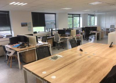 Mobilier de coworking, open space à Valence (Rhône-Alpes) - Samsolar