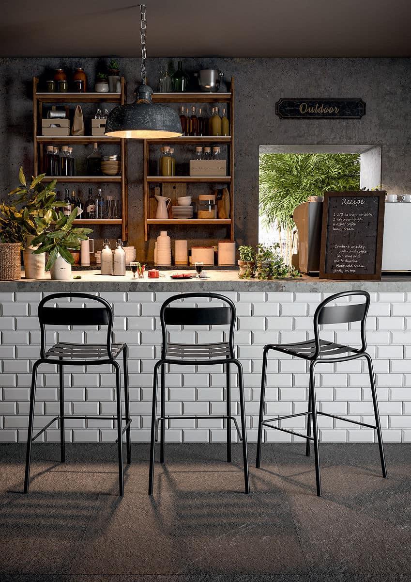 BÔ KANPOA tabourets hauts bar, restaurant