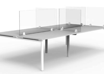 Paneaux, écrans de protection transparents anti projetctions - Mesures barrières COVID 19
